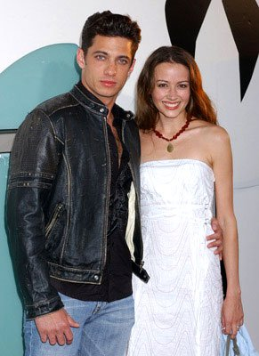 Premiere: James Carpinello and Amy Acker at the L.A. premiere of Artisan's The Punisher - 4/12/2004 