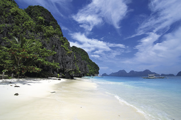 Entalula beach in El Nido, Palawan (Photo by Jocas A. See)