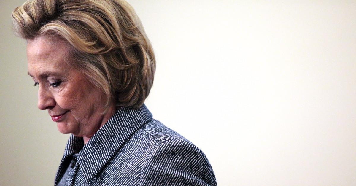 Hillary Clinton Decides Not To Run!