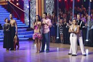 The three finalist on &#39;Dancing with the Stars: All-Stars,&#39; Nov. 26, 2012 -- ABC