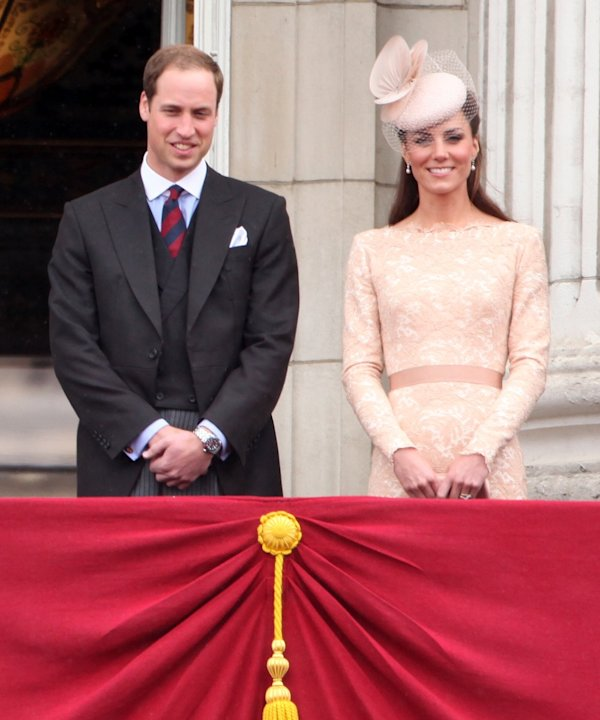 Prince William and Catherine the Duchess of Cambridge