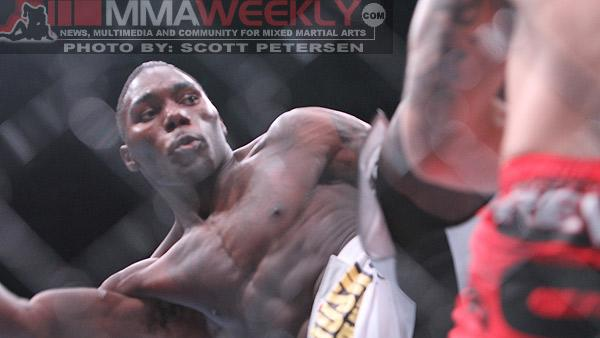 UFC on FOX 12 Results: Anthony Johnson Serves Notice, Rumbles Nogueira with First-Round KO