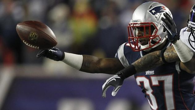 New England Patriots corner back Alfonzo Dennard