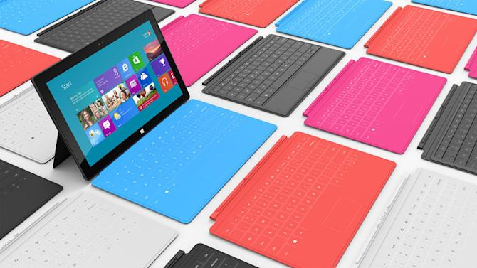 Live streaming video: Watch live as Microsoft unveils brand new Surface tablets