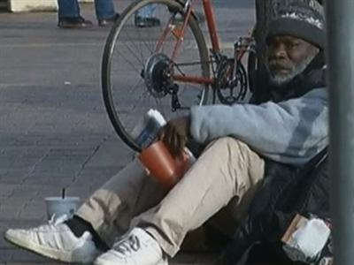 Ring's Return Brings New Life for Homeless Man