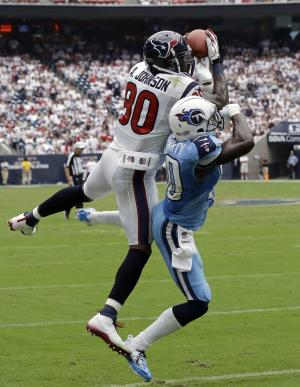 Texans looking for offensive consistency