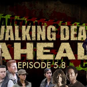 Walking Dead Ahead, Season 5 Mid-Season Finale