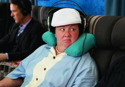 Melissa McCarthy in 'Bridesmaids,' 2011 -- Universal Pictures