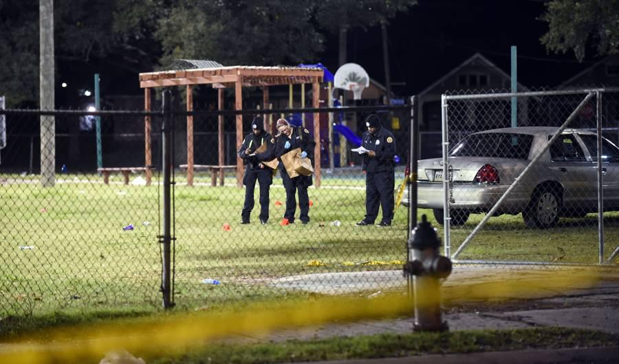 New Orleans Playground Shooting Leaves 16 Hospitalized