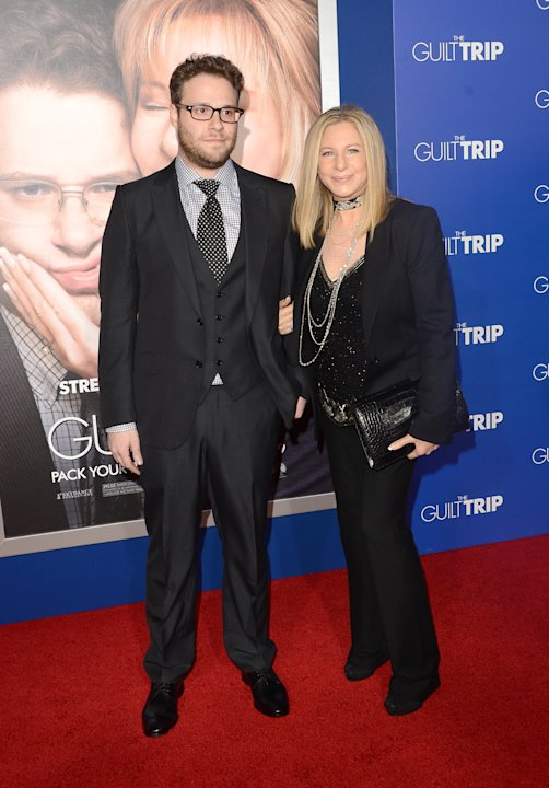"Premiere Of Paramount Pictures' ""The Guilt Trip"" - Arrivals"