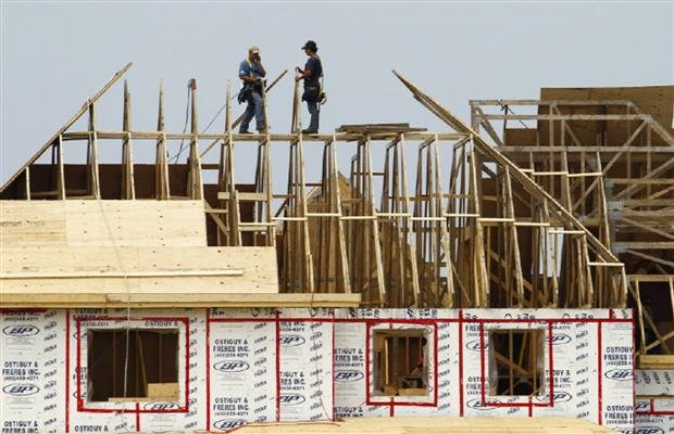 Housing starts on the rise in Metro Vancouver: CMHC