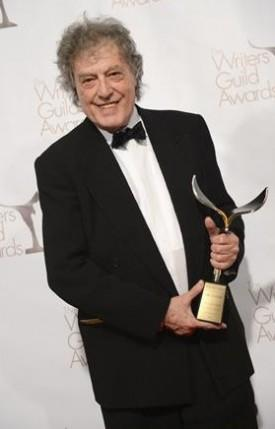 Tom Stoppard Signs With Paradigm