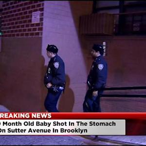 9-Month-Old Child Shot In Brooklyn, Police Say
