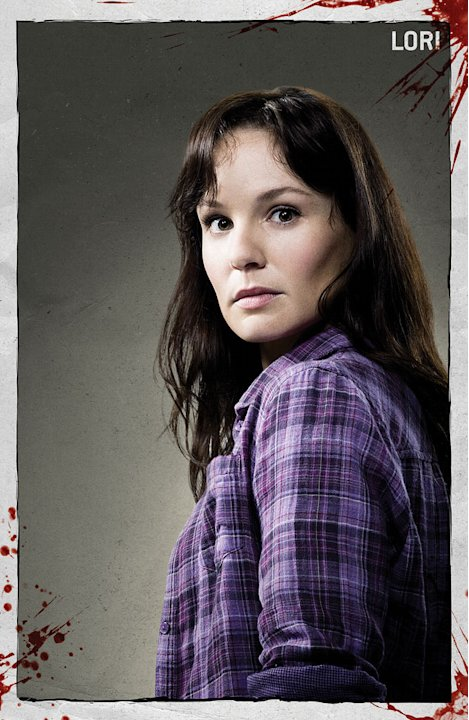 "Sarah Wayne Callies stars as Lori Grimes in ""The Walking Dead."""