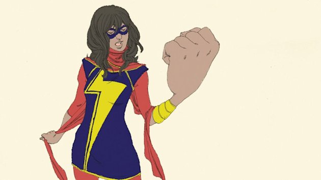 Marvel to Debut Muslim Girl Superhero (ABC News)