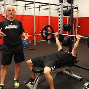 Elite Performance With Mike Boyle: Build Upper-Body Power With Complex Training