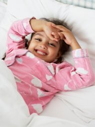 How to get your kids to go to bed - and stay there!