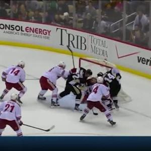 Mike Smith Save on Chris Kunitz (08:27/3rd)