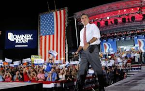Are Swing States Swinging Back to Romney?