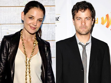 Katie Holmes: Joshua Jackson Was &quot;My First Love&quot;