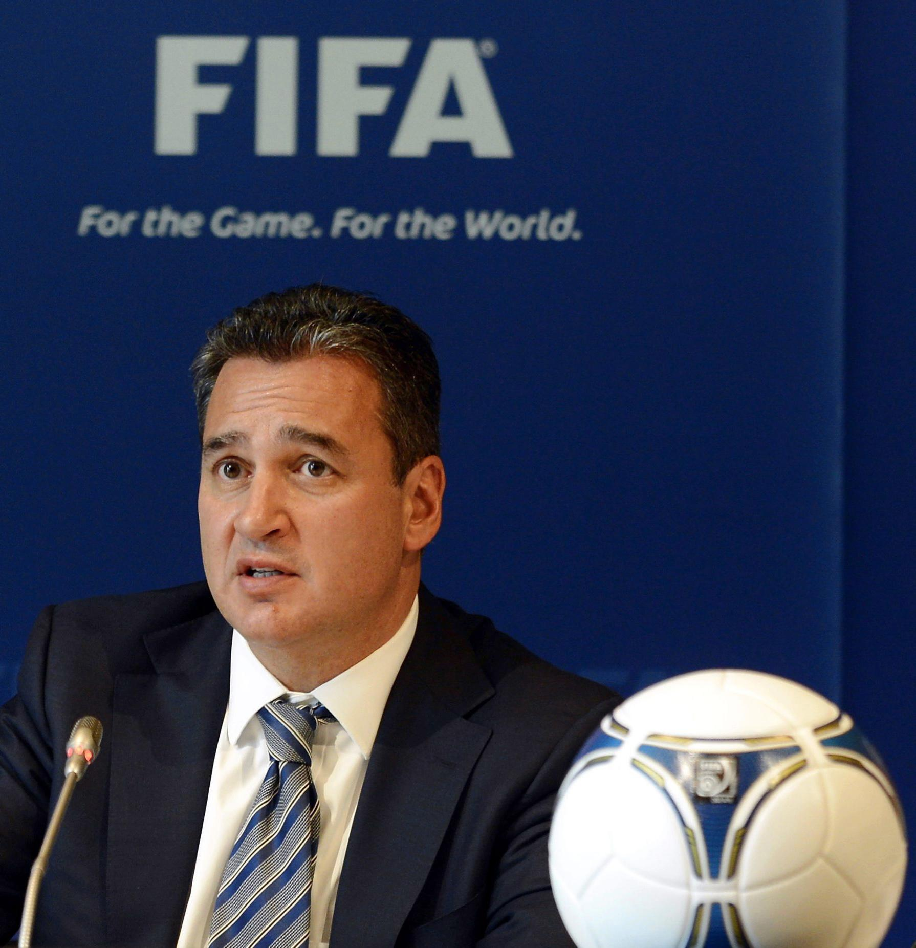 FIFA meets amid crisis over Garcia's resignation