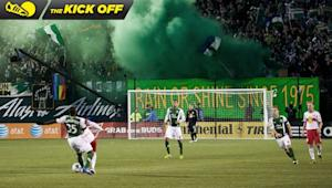 Kick Off: Timbers-Red Bulls thriller highlights opening weekend