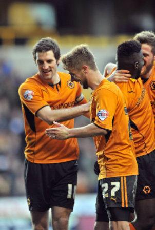 Soccer - Sky Bet League One - Wolverhampton Wanderers v Notts County - Molineux Stadium