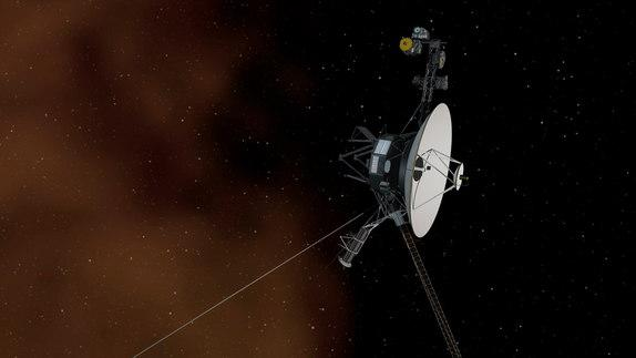 Voyager 1: How Big Is the Solar System?