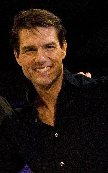 Tom Cruise has moved past his couch jumping days-- thankfully.