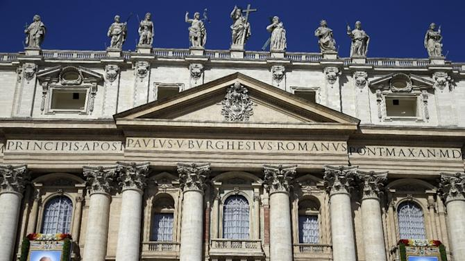 The Vatican Defrocked 848 Priests For Child Abuse in the Past 10 Years