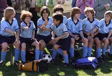 The Tigers (with Elliott Cho , Steven Anthony Lawrence and Dylan McLaughlin ) in Universal Pictures' Kicking & Screaming