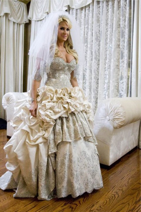 Kim Zolciak stars in &quot;Don't Be Tardy for the Wedding.&quot; 