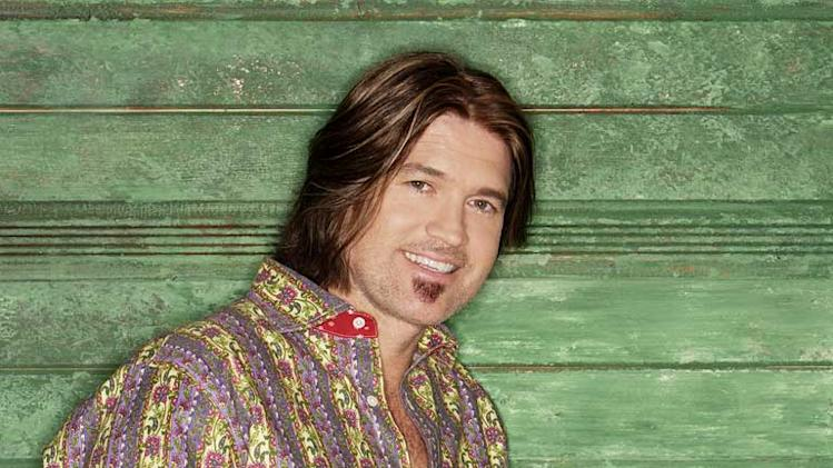 "Billy Ray Cyrus as ""Robby Stewart"" in Hannah Montana."