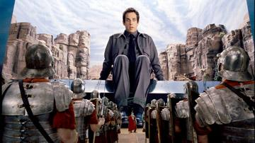 Ben Stiller in 20th Century Fox's Night at the Museum