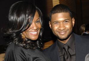 Tameka Foster and Usher | Photo Credits: Brad Barket/Getty Images