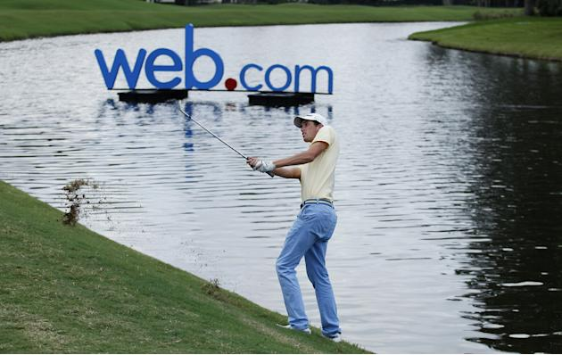 Web.com Tour Championship - Round Three