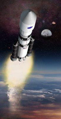 ATK Research on NASA Advanced Booster Shows Options on Increasing Performance, Reducing Cost