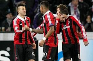 Anderlecht 1-3 AC Milan: Mexes magic helps Rossoneri into last 16