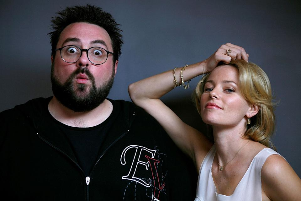 Toronto Film Festival 2008 Portraits Kevin Smith Elizabeth Banks