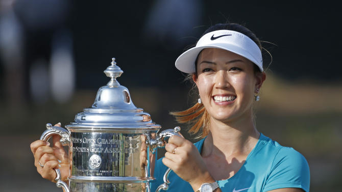 Wie returns to action after Women's Open victory