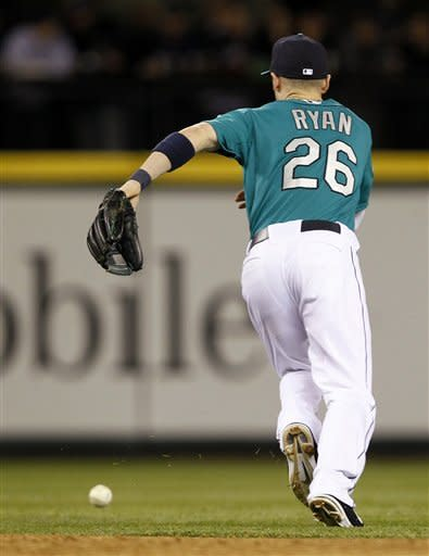 M's losing skid reaches 7 games
