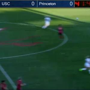 NCAA Women's Soccer Tournament Highlights: No. 4 USC shuts out Princeton