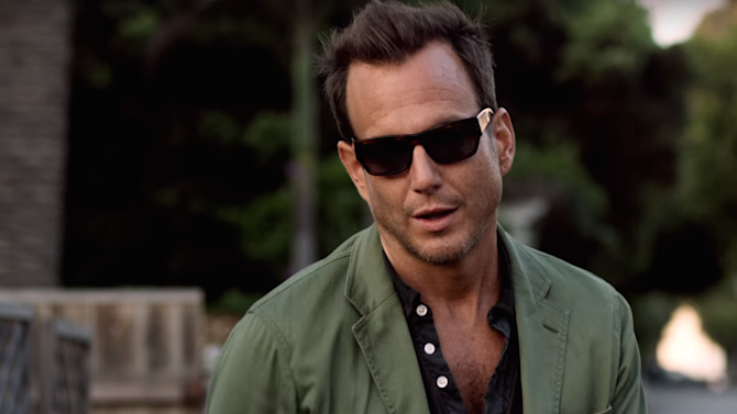 Watch the first trailer for Flaked, Will Arnett's new Netflix comedy
