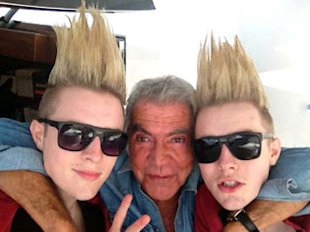 Guess Who Roberto Cavalli&amp;#39;s Latest Random Yacht Guests Are? Jedward!