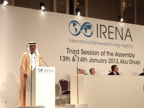 UAE Ratifies IRENA Headquarters, Cements Position as Renewable Energy Hub