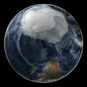 Quickly Rising Antarctica Suggests 'Runny' Earth