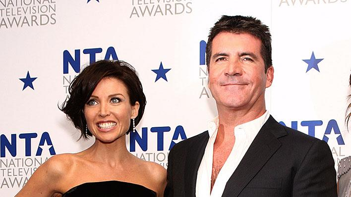 Danii Minogue, Simon Cowell