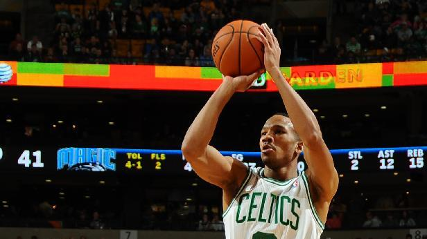 Bradley leads Celtics' 120-105 win over Magic