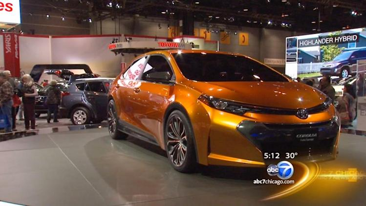 Chicago Auto Show officially opens