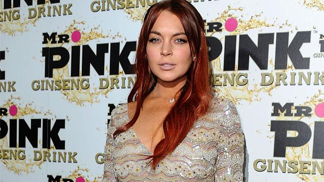 Charges Filed Against Lindsay Lohan